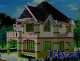 ELYZA - Princess Homes Davao City house and lot