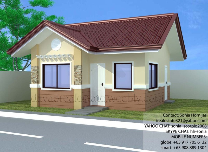Grace park subdivision davao hornijas tobias realty co for Subdivision home designs