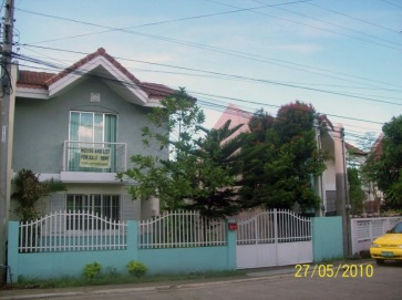 2 storey house and lot for sale in Davao City. This Davao house is for sale by the owner and price is negotiable.