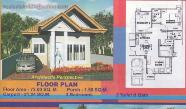 Priscilla estates house models and floor plans hornijas for Subdivision house plans