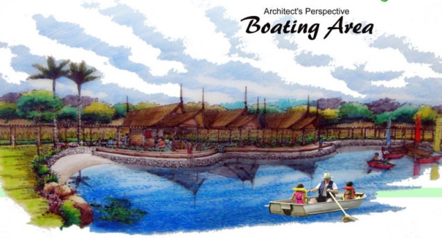 Amiya Resort Residences is a resort subdivision in Davao with a boating area.