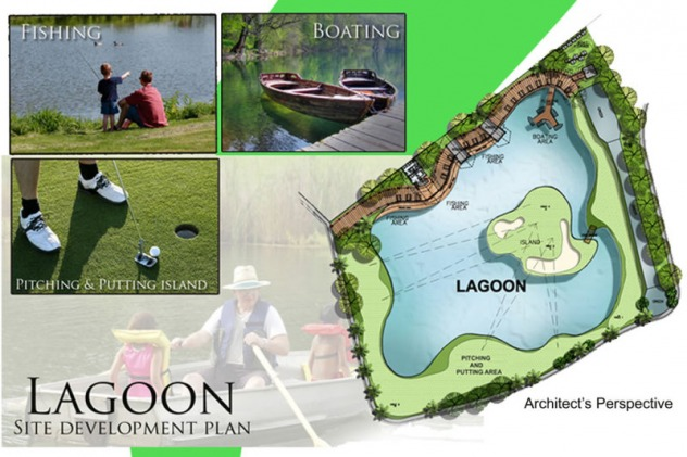 Looking for leisure activities? Amiya Resort Residences has it all for you - fishing, boating, playing golf...