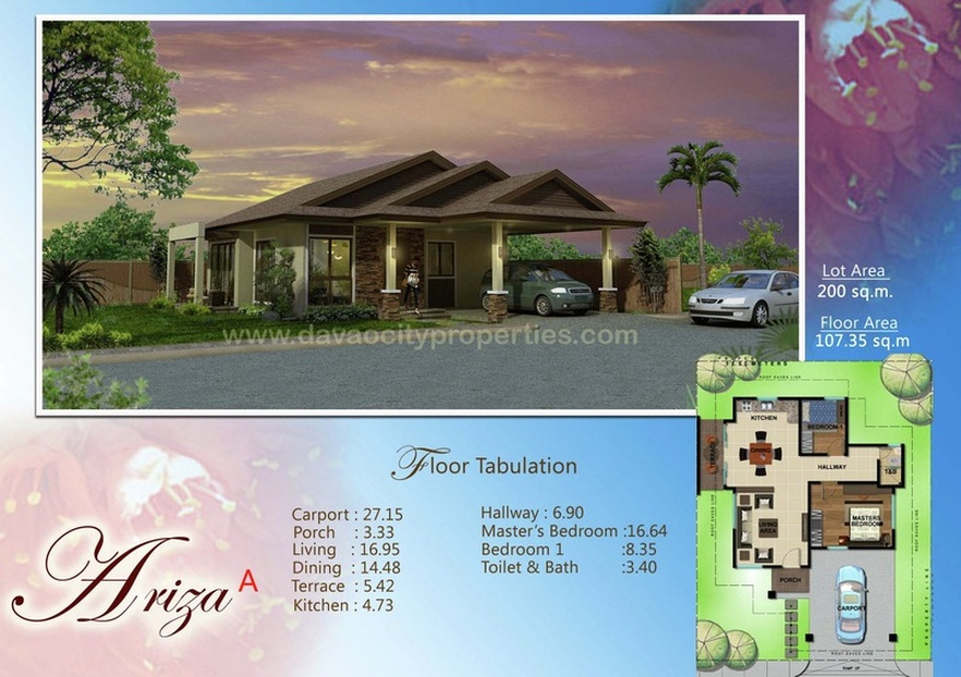 Amiya Resort Residences - Ariza a house and lot