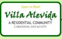 Villa Alevida, new lowcost subdivision in buhangin davao city. can be thru pag-ibig financing. affordable house and lot packages for sale.