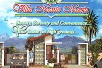 Villa Monte Maria is a new low cost housing in Catalunan Grande, Davao City. Now Lots for sale in Davao!