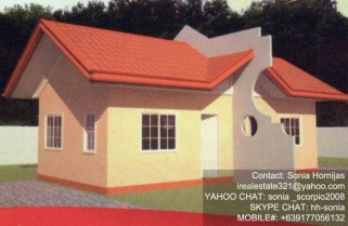 Jade. This duplex type house and lot package is the most affordable low-cost house and lot package at Grace Park, and currently in Davao. Avail this affordable house and lot thru Pag-ibig financing.
