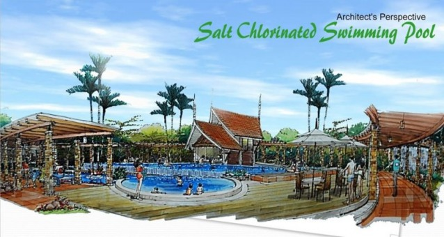 Amiya Resort Residences boasts of it's Salt Chlorinated Infinity Swimming Pool which gives you a feature you and your family will surely enjoy - feel the authentic resort living in Davao City. It's the biggest pool in the whole of Mindanao.