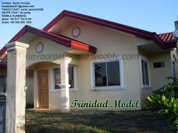Elenita Heights Trinidad house Davao