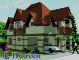 J.HOOVEN - The Princess Homes Subdivision