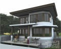 House model 1_Holiday Ocean View Samal
