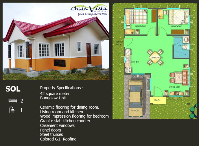 sol house specifications